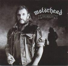 Motörhead - The Best Of (2CD Jewel Case - Reissue)