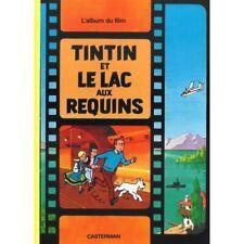 Álbum de Las aventuras de Tintín: Tintín y el lago de los tiburones Español