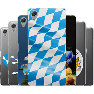 Dessana Bavaria TPU Silicone Protective Case Pouch Cover For sony