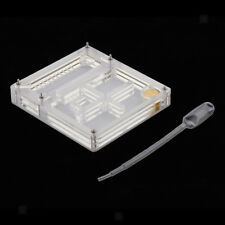 Boîte de Maison de Fourmilière Nid à Fourrage Pour Fourmis 11 X 10 X 1,7