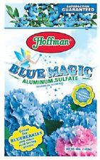 (12) ea Hoffman 66505 4 lb Aluminum Sulfate Acid Loving Plant Soil Acidifier