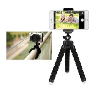 Flexible Smartphone Tripod Bluetooth with Remote for Phones Cell Phone Stand