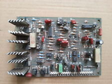 MUREX TRANSMATIC 162 / 244 / 2x2 / 4x4  WELDER CONTROL PCB REPAIR SERVICE