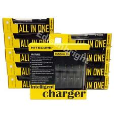 NEW NITECORE i4 Intellicharge Charger 10 PACK - Wholesale 18650 Li-ion NiMh