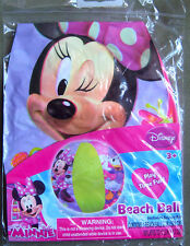 "New listing New Disney Minnie Mouse Bowtique Beach Ball 20"""