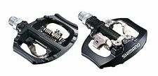 Shimano System-pedales PD a 530 spd Black incl. Cleats wendelpedal