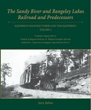 Sandy River and Rangeley Lakes Railroad and Predecessors, Volume #3