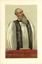 REVEREND JOHN CHARLES RYLE BISHOP OF LIVERPOOL EDUCATED AT OXFORD AND EATON