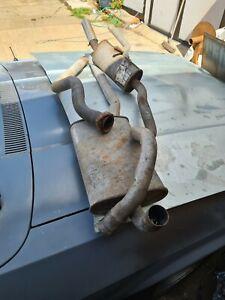 Ford Capri Mk3 Full Exhaust.