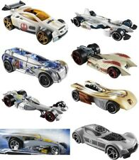 Star Wars Set 8 Models Car 1:64 Hot Wheels Clone Rebels Vehicles Diecast New