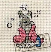 Mouseloft Mini Cross Stitch Kits - Little Dog Collection -**BUY 3 - 15% OFF!!**