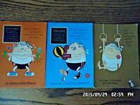3 Stück Postkarten Nostalgie Geburtstag  Neu