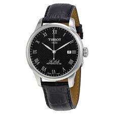 Tissot Le Locle Powermatic 80 Automatic Black Dial Mens Watch T0064071605300