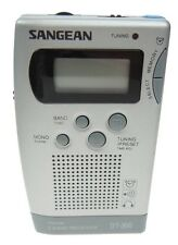 DT-300 Sangean Pocketradio mit Deep Bass Booster und PLL-Technologie
