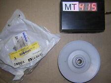 MT415 poulie en métal gorge en v pour auto porté tondeuse   neuve