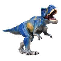 Jurassic Blue Rex Tyrannosaurus Model Figure Dinosaur Kids Toys Brithday Gift