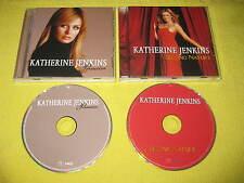 Katherine Jenkins Second Nature & Premiere 2 CD Albums MINT Classical