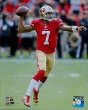Colin Kaepernick San Francisco 49ers NFL Licensed Unsigned Matte 8x10 Photo B