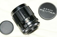 Pentax Super-Takumar 135mm f2.5 Fast Telephoto Lens  M42 Mount