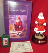 "Musical Duncan Royale Santa ""Soda Pop"" Santa Collectors Edition #3613 Orig Box"