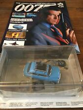 James Bond 007 Car Collection - Issue 36   ZAZ-965 A  GoldenEye