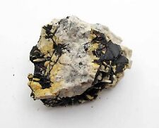 ILMENITE crystal 65 grams specimen #6878 - RUSSIA, Kola Peninsula