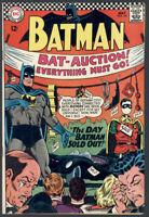 Batman #191 Very Fine - Silver Age Higher Grade! Vintage DC Comics 1966 SA