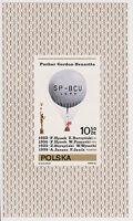 (T6-75) 1981 Poland balloons M/S