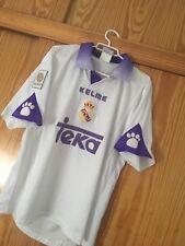 Camiseta Real Madrid Kelme SUKER fútbol Croacia No Hummel Shirt 1997/1998 Jersey