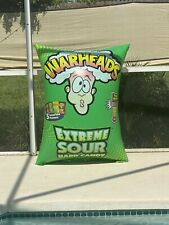 2014 Warhead Candy 54in Inflatable Advertising Sign Display Pool Float