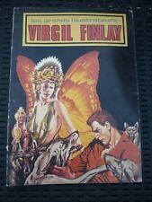 Les Grands Illustrateurs: Virgil Finlay/ Editions Déesse, 1977