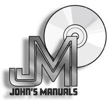 JCB 700 Excavator PDF Service Work Shop Repair Manual DVD
