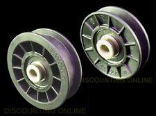 TRANS DRIVE IDLER PULLEYS FITS DEERE AM115459 AM115460 LX172 LX173 LX176 LX178