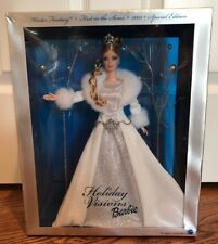 2003 Holiday Visions Barbie Doll ~ Winter Fantasy ~ First in Series - NEW - NIB