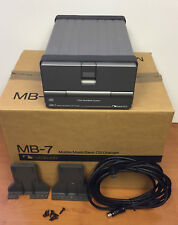 Vintage 1994 Nakamichi MB-7 Mobile MusicBank, Auto, Vehicle, 7 Disc CD Changer