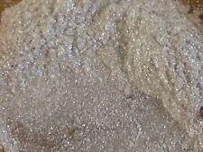 20g metallic designer epoxy resin pigments     white sparkle
