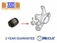 BMW E81 E82 E87 E88 E90 E91 E92 X1 REAR LOWER BALL JOINT MOUNT BUSH MEYLE A874