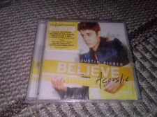 Justin Bieber - Believe Acoustic - Made in the Philippines - Sealed