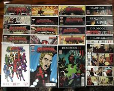 Deadpool Vol 5 1-36+ann / Despicable DP 287-300