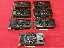 LOT of 7 GPUS RX 560 4GB Sapphire Pulse
