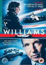 WILLIAMS - THE STORY OF FORMULA ONE'S GREATEST FAMILY (DVD) - NEW DVD - F1 DVD