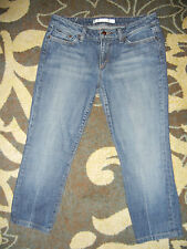 JOE'S Jeans    Capri/Cropped  Wash:GIGI   SIZE 27
