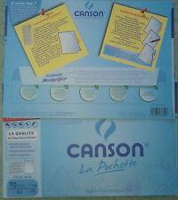 feuilles papier calque CANSON 21 / 29,7 cm
