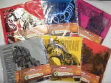 Godzilla Hand Towel 6 Set Banpresto Ichiban Kuji D Prize Monster Planet Anime