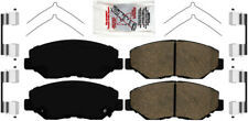 Disc Brake Pad Set-AmeriPro Ceramic Front Autopartsource PRC914