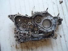 1999 YAMAHA GRIZZLY 600 4WD ENGINE CASE MOTOR HOUSING CRANK CORE