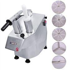 Vegetable Prep Machine, Imettos Veg Slicing, Cutting Machine With 5 Blades,