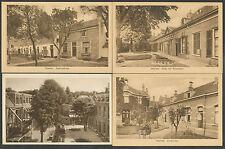 Haarlem 4 Oude ansichtkaarten (1)