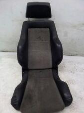 VW Jetta Right Front Recaro Trophy Seat MK2 OEM Golf GTI 16V MK1 Fits Left