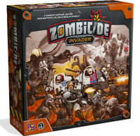 Zbi - Zombicide Invader Spiel aus Tabelle 8445 Asmodee Italia